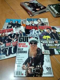 Majalah GUITAR WORLD