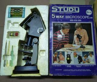 簡易顯微鏡
