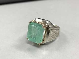 Natural Emerald Colombia