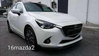 Mazda 2 bodykit