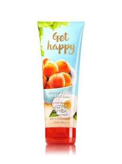 Bath&body works lotion
