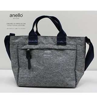 ANELLO HANDLE SHOULDER BAG