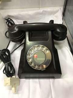 古董電話, 操作正常