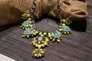 Assorted Statement Necklaces
