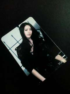 SNSD Yoona Mr. Taxi Pc