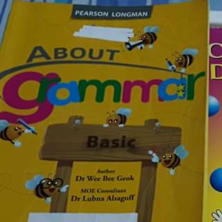 About Grammar Basic For Lower Primary