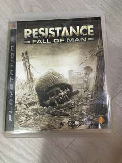 PS3 Resistance