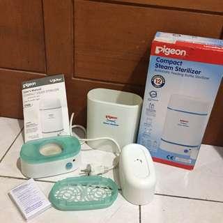 Pigeon Compact Steam Sterilizer