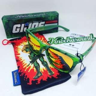 Knockaround GI Joe Edition