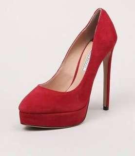 Tony Bianco's platform heels size 7