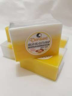 Argan Oil - Gluta Soap 100g