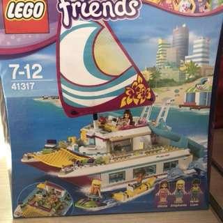 Lego Friends 41317