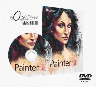Corel Painter 2018 Full Version