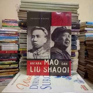 Antara Mao Dan Liu Shaoqi