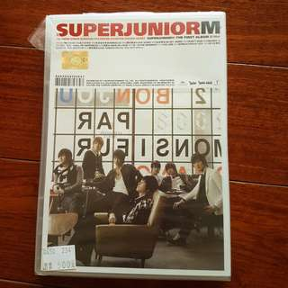 SUPERJUNIOR M CD