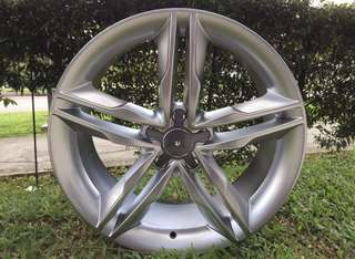 19in PCD 5-112 OEM Audi Rims On Offer Sale