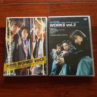 w-inds. DVD
