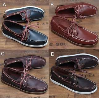 Boat Shoes (PROMO NOW!)