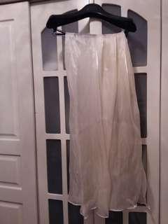 姊妹裙披肩 (米色)