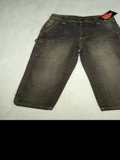 Celana Jeans Abu - abu