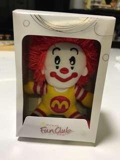 McDonald 麥當勞公仔