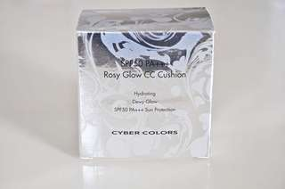 Rosy Glow CC Cushion