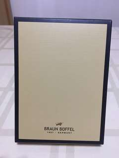 BRAUN BUFFEL Germany wallet