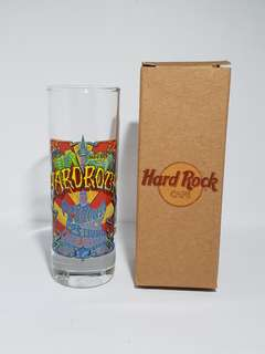 Toronto Hard Rock Cafe City Shot Glass, Collectible