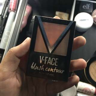 Maybelline V-Face Blush Contour