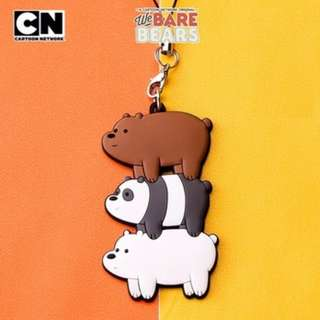 We Bare Bears Keychains ( D7 )