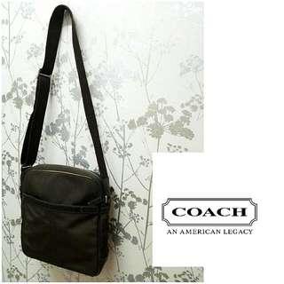 Authentic Coach Men Sling Bag