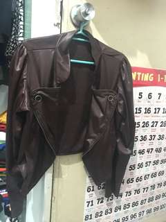 Selling my leather jacket