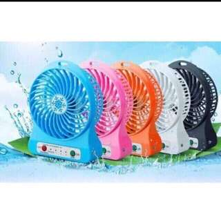 Mini Chargeable Fan