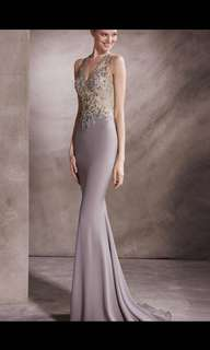 Provonias evening gown