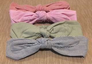 4Pcs baby stripes headband