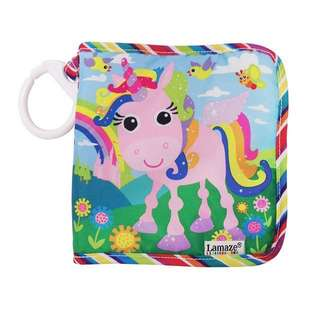 Cloth Book - Lamaze Tilly Twinkle Wings Soft Book