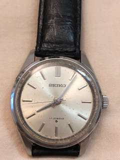 1 Day offer...60S winding Seiko. Very rare piece