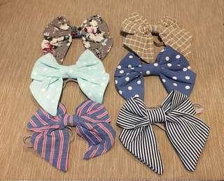 6Pcs Baby Headband
