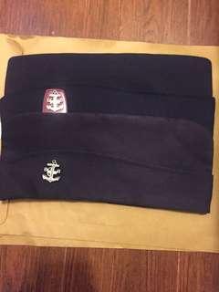 香港基督少年軍 制服 帽