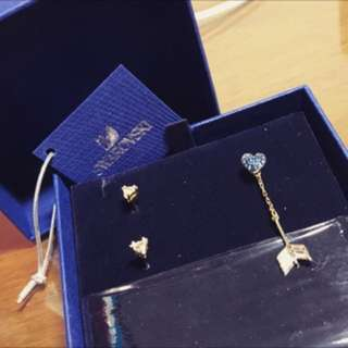 🚚 Swarovski 耳環