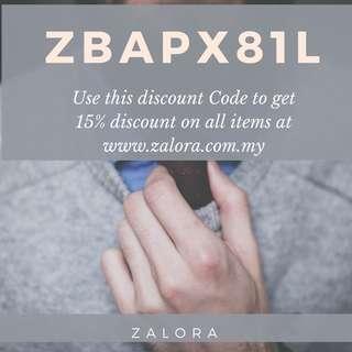 Discount Code