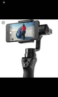 For Rent - Dji Osmo mobile
