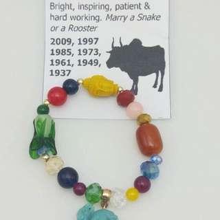 Lucky Char Bracelet