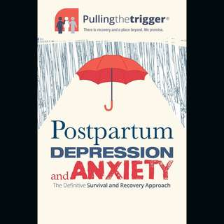 Postpartum Depression and Anxiety: The Definitive Survival and Recovery Approach by Sonya Watson, Dr Kathryn Whitehead