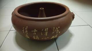 Clay Pot ( Made in China)