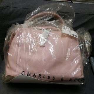 Charles&Keith兩用袋
