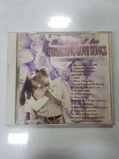 CD - Everlasting Love Songs