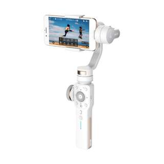 (READY STOCK) Brand New Zhiyun Smooth 4 Gimbal Stabilizer for Mobile Smartphones (White)