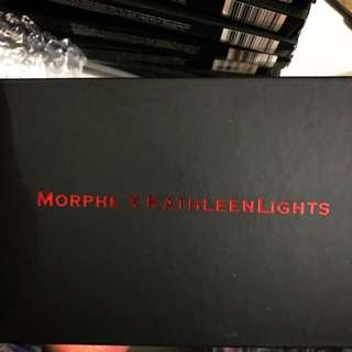 SALE! LAST PIECE!!! Morphe x KathleenLights Eyeshadow Pallete