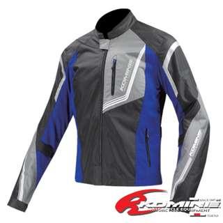 Komine JK - 120 Protect half - mesh jacket for women -  Spring - Summer modComment   Spring - Summer model  Bike / Jacket / Mesh / Sporty / Women's / CE compatible with padel  Bike / Jacket / Mesh / Sporty / Women's  (SHIP FROM JAPAN)